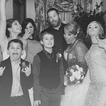 howdi crazy wedding pic